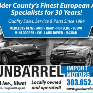 Gunbarrel Import Motors, Inc.
