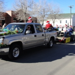 Niwot's Annual Holiday Parade