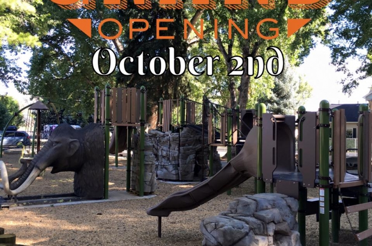 Grand Opening of the Niwot Children's Park
