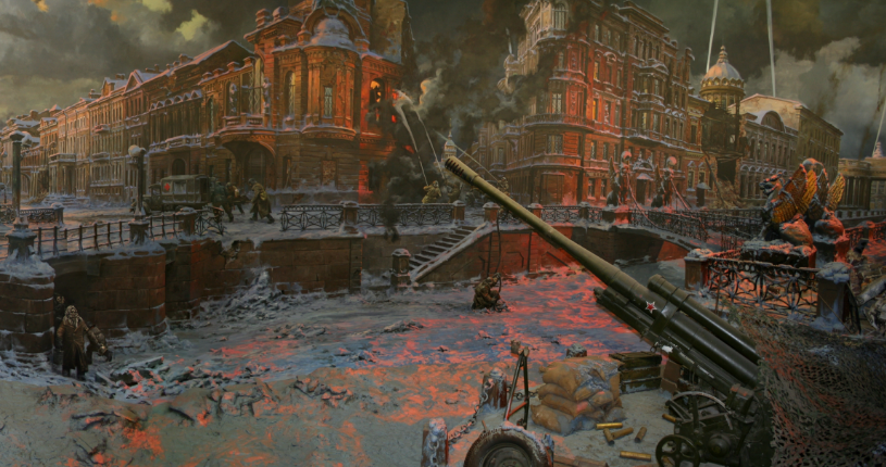 Tuesday Nerd Talk - The Siege of Leningrad