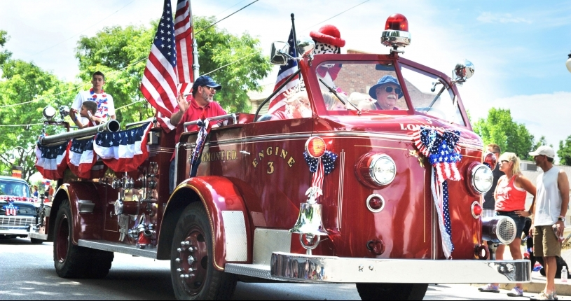Fourth of July in Niwot