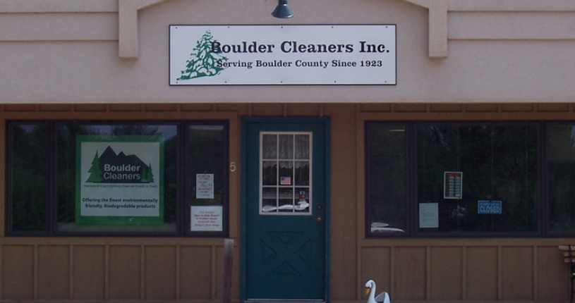 Boulder Cleaners