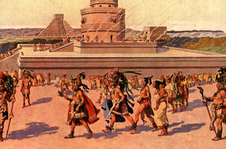 Tuesday Nerd Talk - The Intersection of Politics & Religion in Ancient Mexico