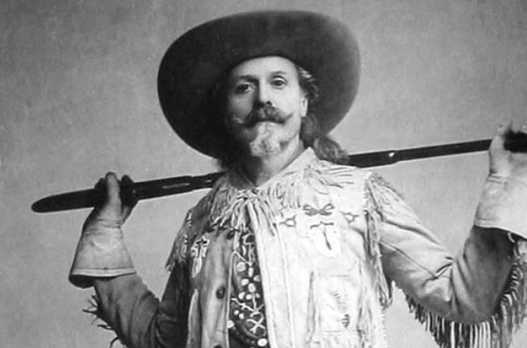 Now & Then Lecture: Buffalo Bill