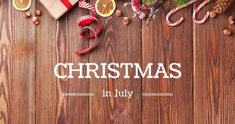 Niwot Christmas In July Craft Show