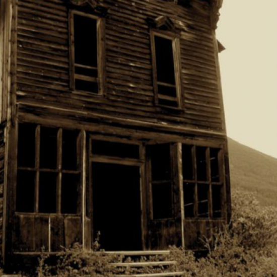 Now & Then Lecture: Ghost Towns of the American West