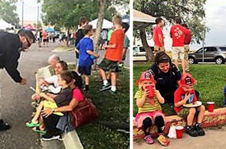 National Night Out in Niwot