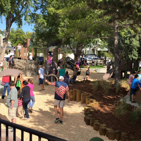 Clean-Up Day for Niwot Children's Park