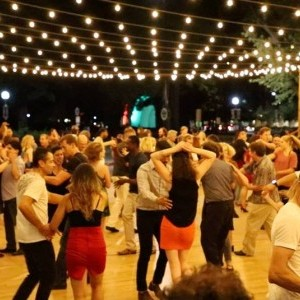 Dancing Under the Stars - Swing!