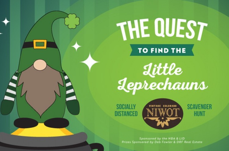 The Quest to Find The Little Leprechauns