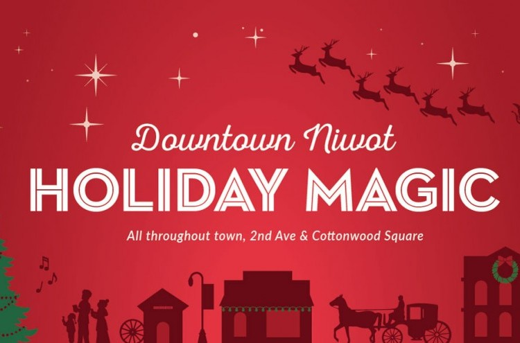Downtown Niwot Holiday Magic