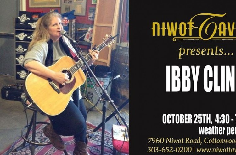 Save the music with Ibby Cline!