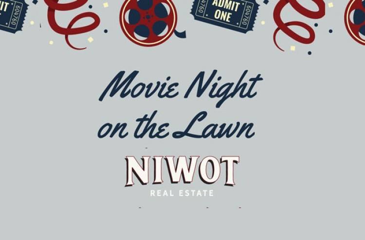 Movie Night at Niwot Real Estate