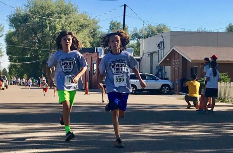 14th Annual Niwot Trot
