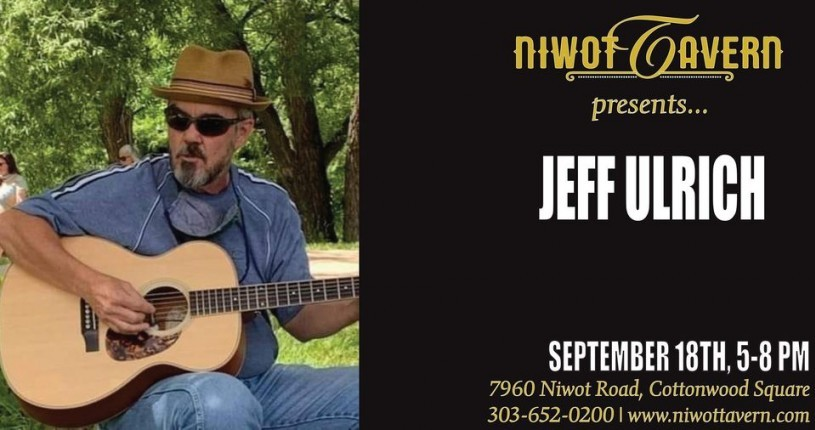 Save the music with Jeff Ulrich