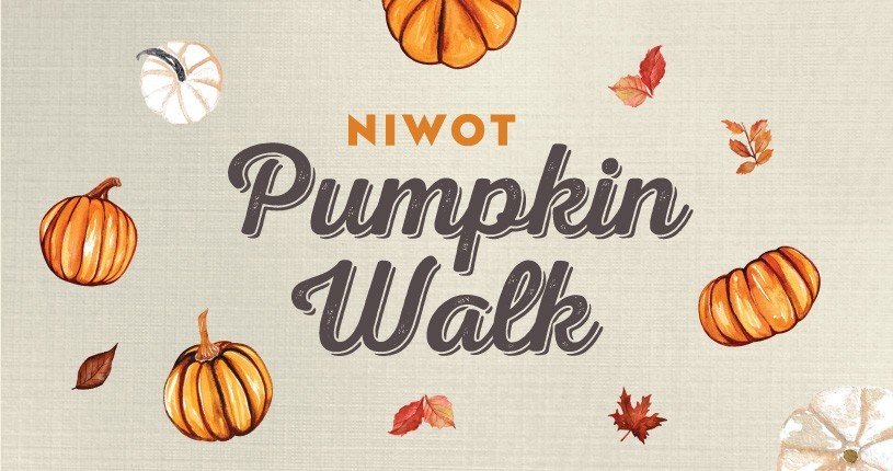 Niwot Pumpkin Walk
