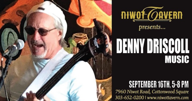 Save the music with  Denny Driscoll Music!