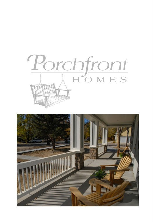 Porch Front Homes